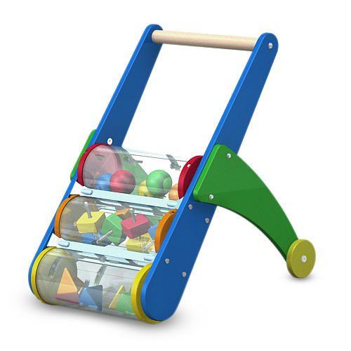 "Rattle Rumble Push Toy - Melissa & Doug - Toys ""R"" Us"