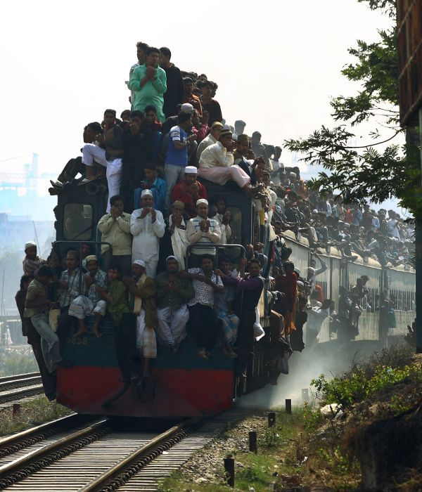 Extreme Travel: An Overview of Train Surfing