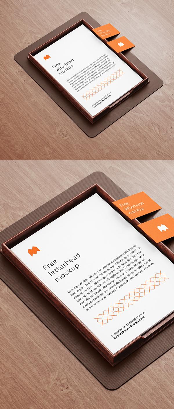 New Free PSD Mockups for Designers (25 MockUps