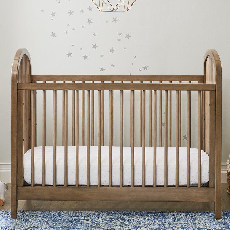 Elston 3 In 1 Convertible Crib Cribs Convertible Crib