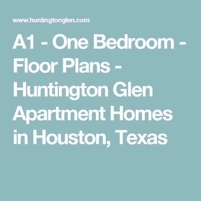 Huntington Glen Apartment