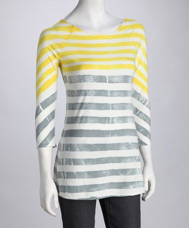 Take a look at this Sunshine High Sails Tee by Pink Lotus on #zulily today!