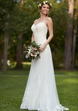 Bridal Gowns | Bridal Salon Morristown, NJ | Dressed to the Nines ...