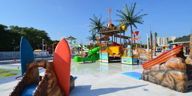 Ocean Lakes Campground Adds To Its Waterpark What S New For 2016 Myrtle Beach Attractions Restaurants Events Myrtlebeach