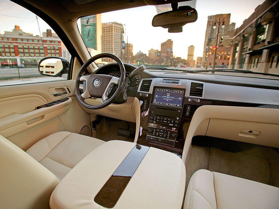 Cadillac Escalade Interior | New Car | Pinterest | Cadillac escalade ...