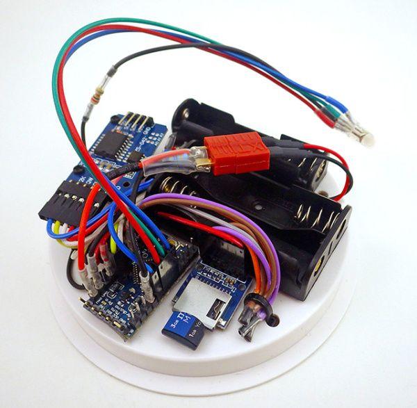 How To Build An Arduino Data Logger Data Logger Arduino