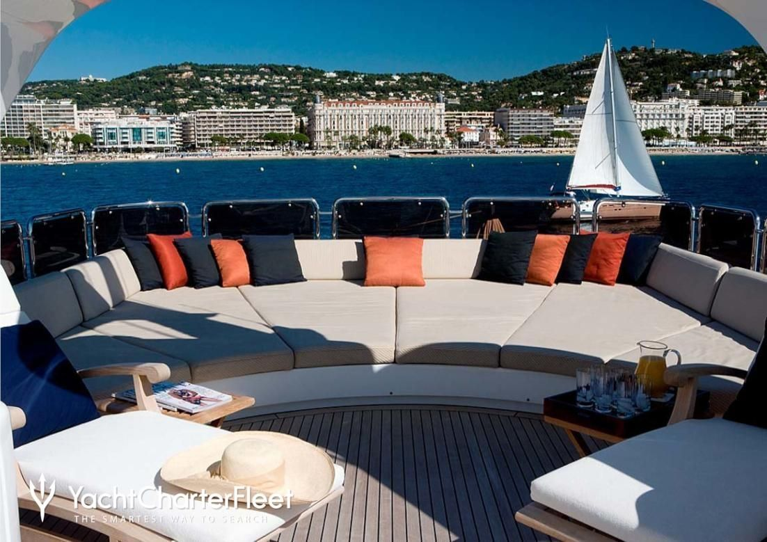 JAZZ Yacht Charter Price (ex. Jazz of Monaco)