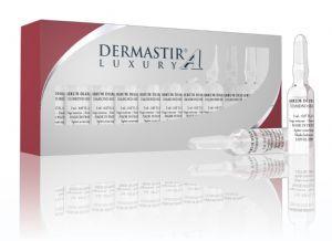 Dermastir Luxury - Diamond skincare ampoule - made in France