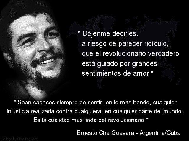 Che Guevara Frases Celebres Buscar Con Google Valoro Eso