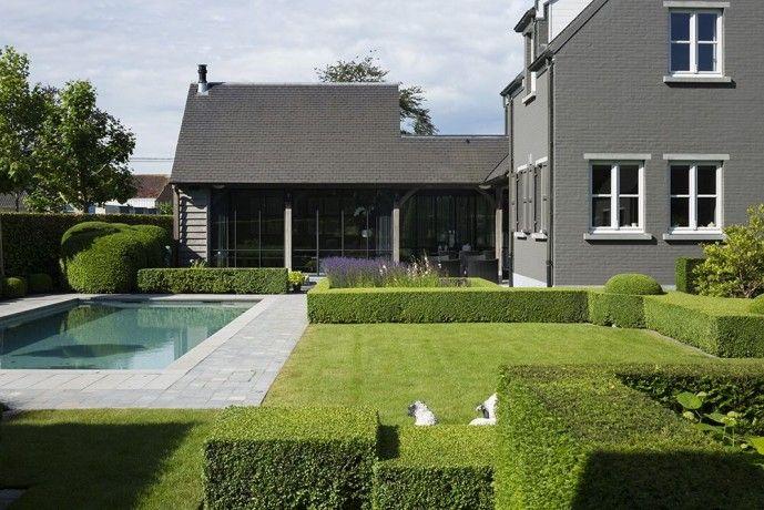 Bijgebouw, juiste kleurtonen, past perfect bij ons rieten dak | Home ...