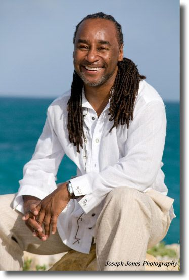 Eric Jerome Dickey...the author of some of the sexiest books you will ever read! Great Author