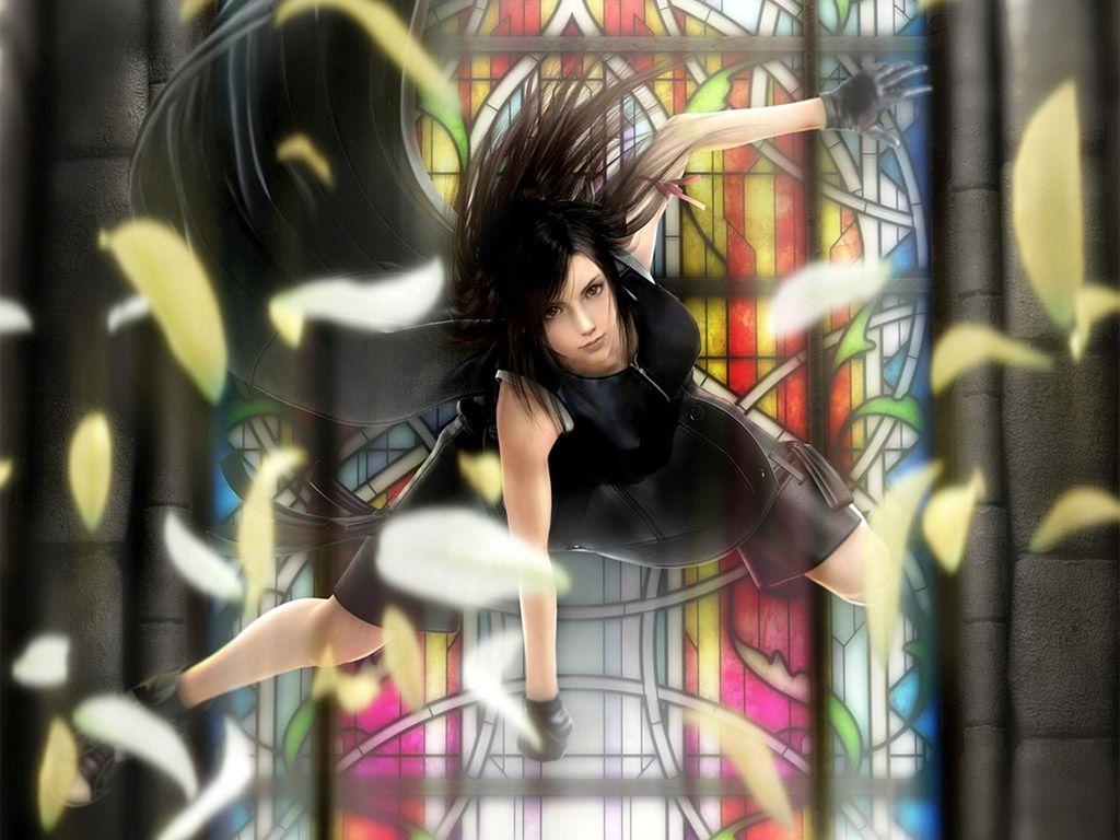 Tifa Lockhart, the best final fantasy female character