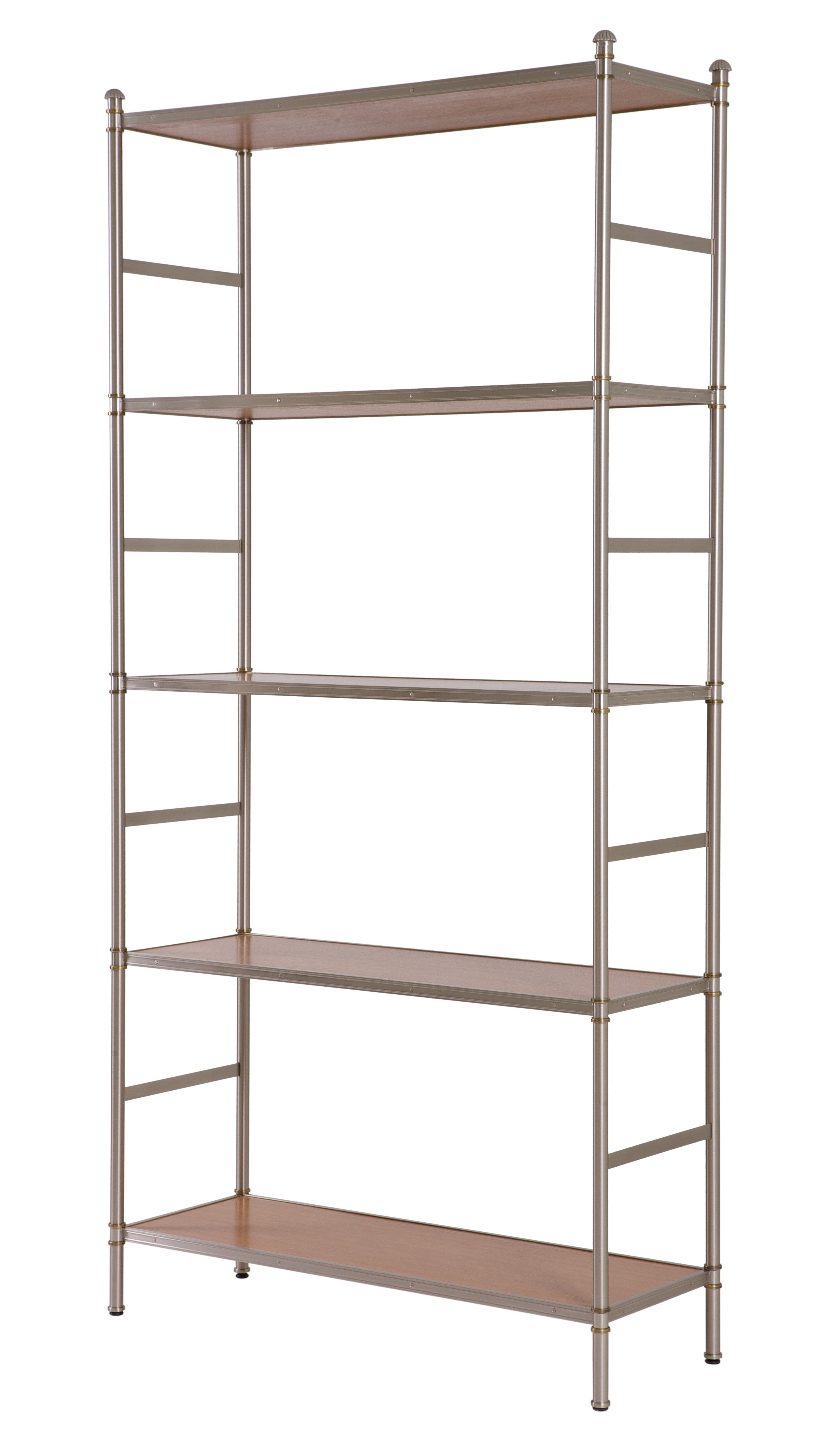 The Cole Porter Etagere Traditional Bookcases Tageres  # Etagere Cache Cable