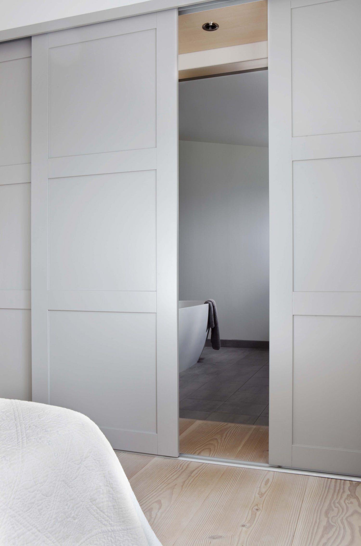 Lur garderobeløsning Wardrobe doors, Sliding wardrobe