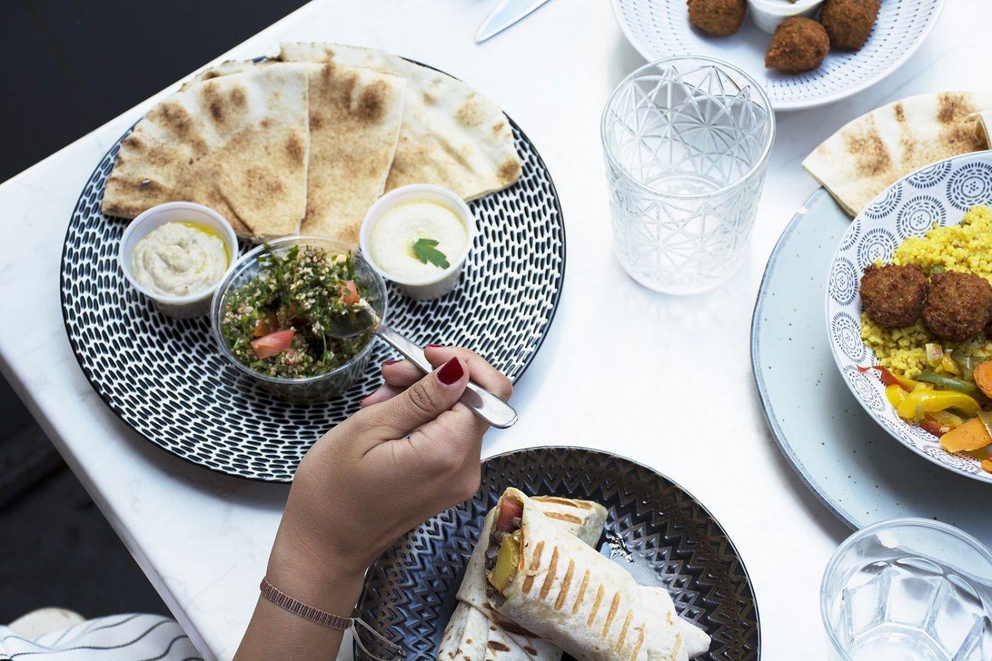 Libshop, restaurant traiteur libanais, livraison à domicile à