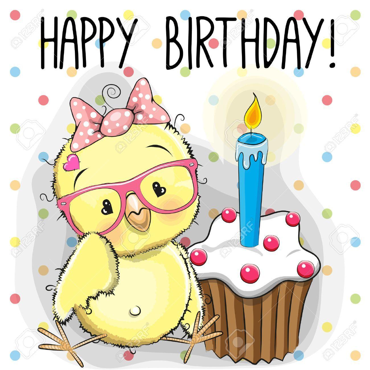 Greeting Card Cute Cartoon Chicken With Cake Illustration Ad C Alles Gute Zum Geburtstag Illustration Happy Birthday Alles Gute Zum Geburtstag Nachrichten