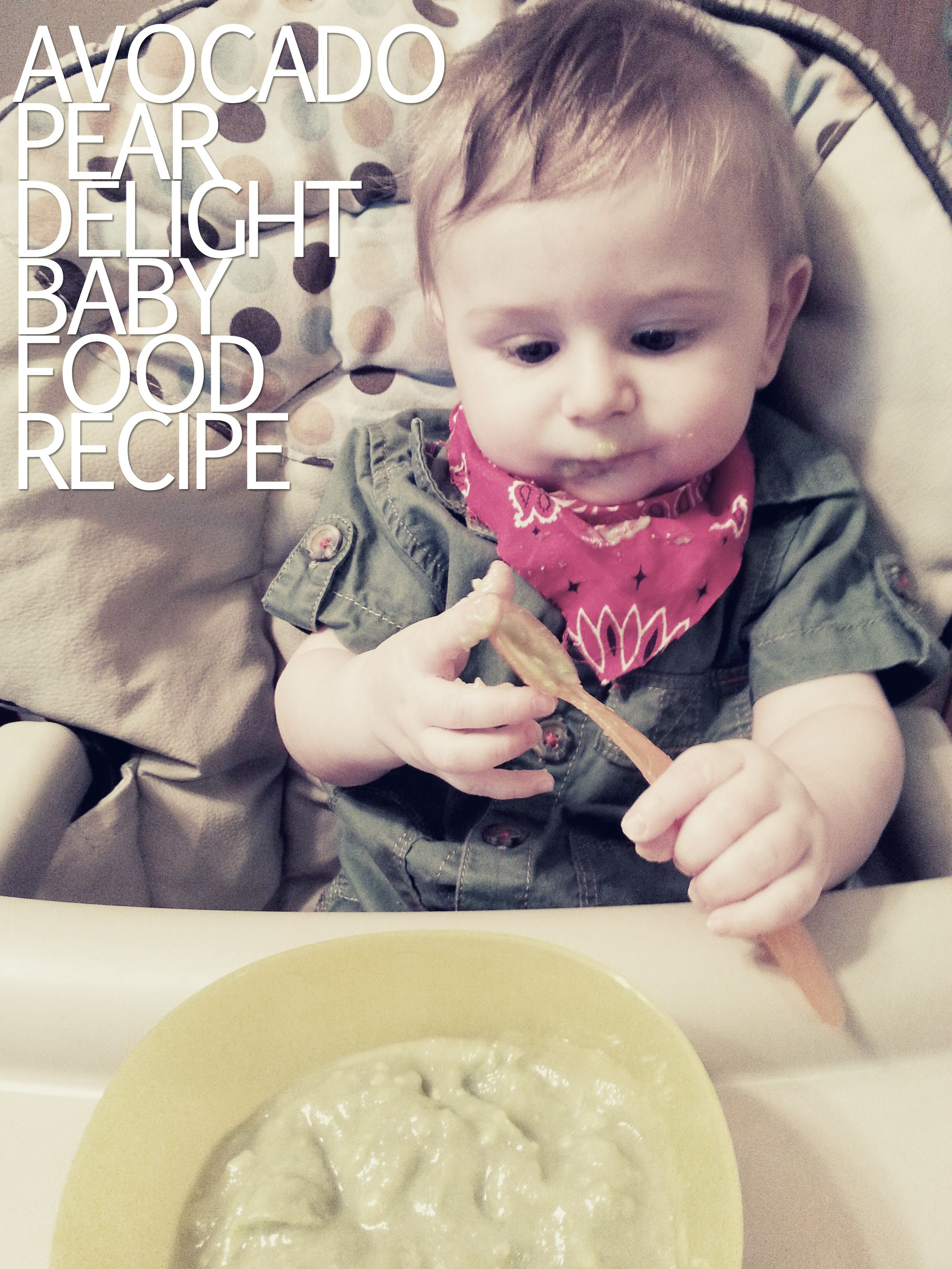 My friend said: Home made baby food recipe. Super easy ...