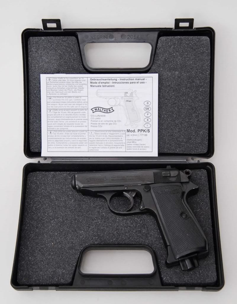 Pin by rae industries on Walther PPK /Walther PPK(Stainless