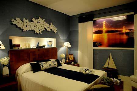 Simular Ventanas En Dormitorio Sin Ventanas Bedrooms With No