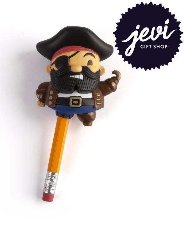 Sacapuntas Pirata $U215