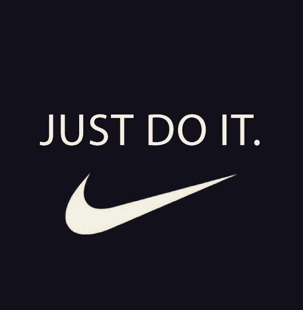Just do it✔️