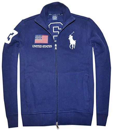 Brand:Ralph Lauren Sport.Composition:83% cotton,17% polyester.Decoration:100% polyester.Made in China.