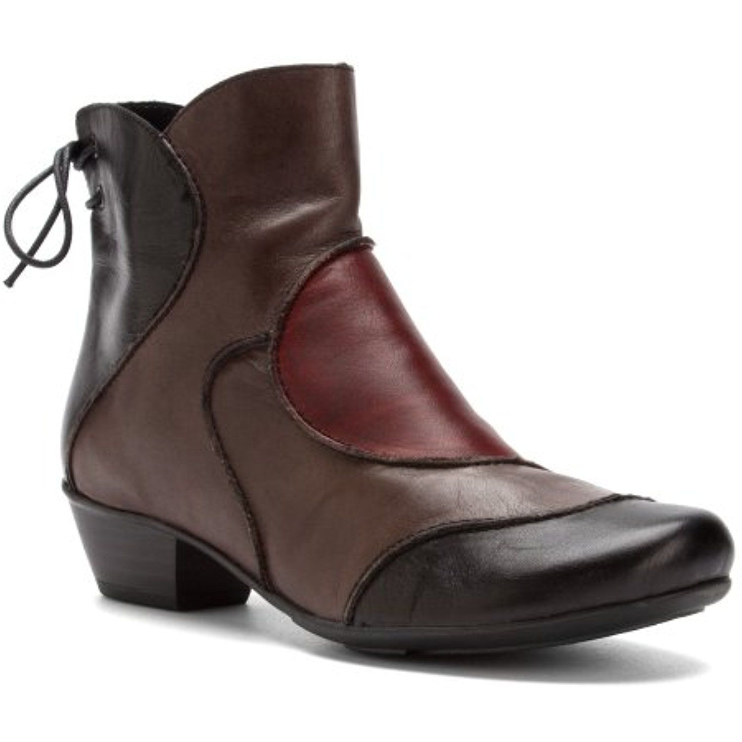 D7380 Milla 80 Casual Ankle Boot - Womens