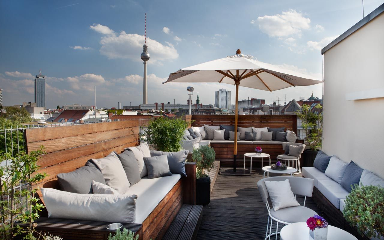 Amano Dachterrasse Group Hotels Berlin