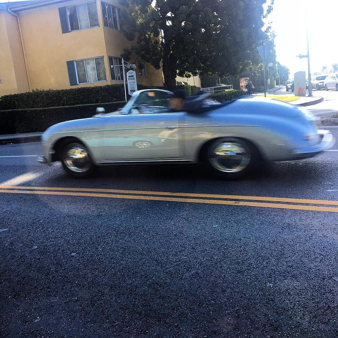 45f8ea6ab0 Another 356 spotted in action!!! . . . .  lamborghini  Porsche ...