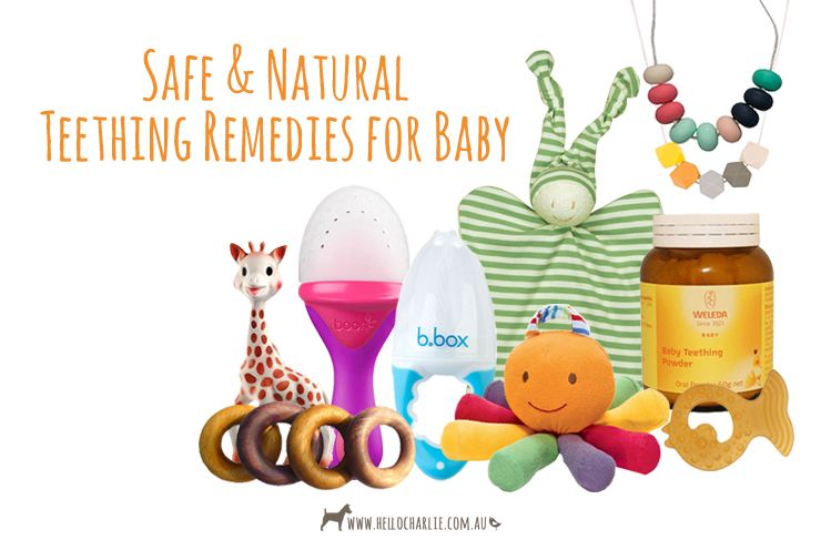 Safe and Natural Teething Remedies for Baby