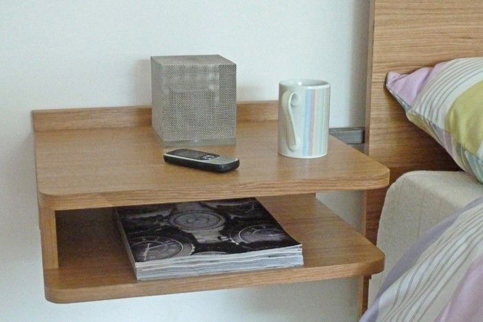 wall mounted bedside table Google Search Projects for KP