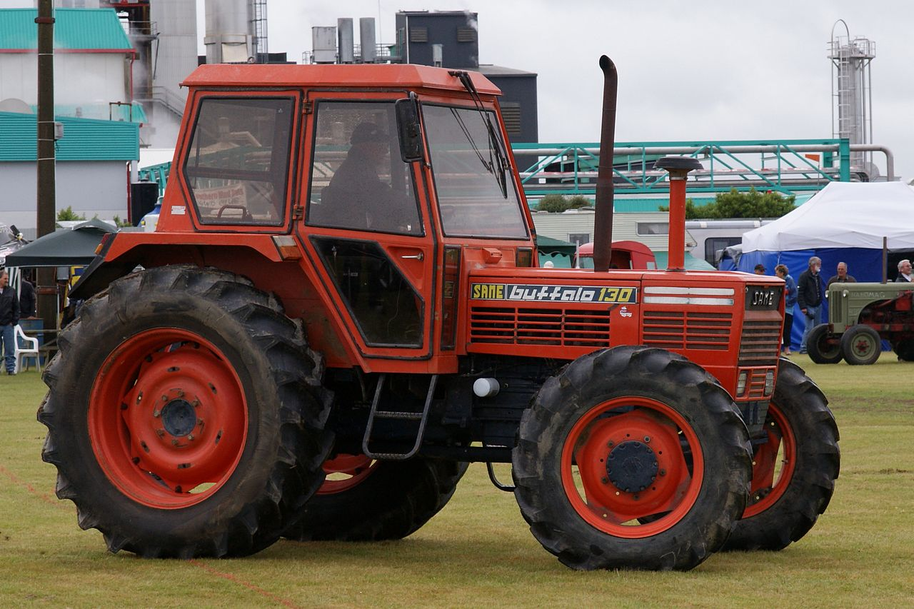 Same Buffalo 130 Old Tractors, Fiat, Buffalo, Cars And Motorcycles, Tractor,