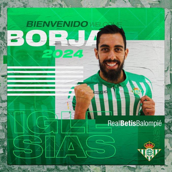 Real Betis Balompié On Twitter Real Betis Balompié Borussia Dortmund Iglesias