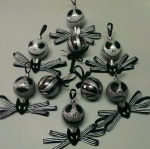 nightmare before christmas decorations - Google Search