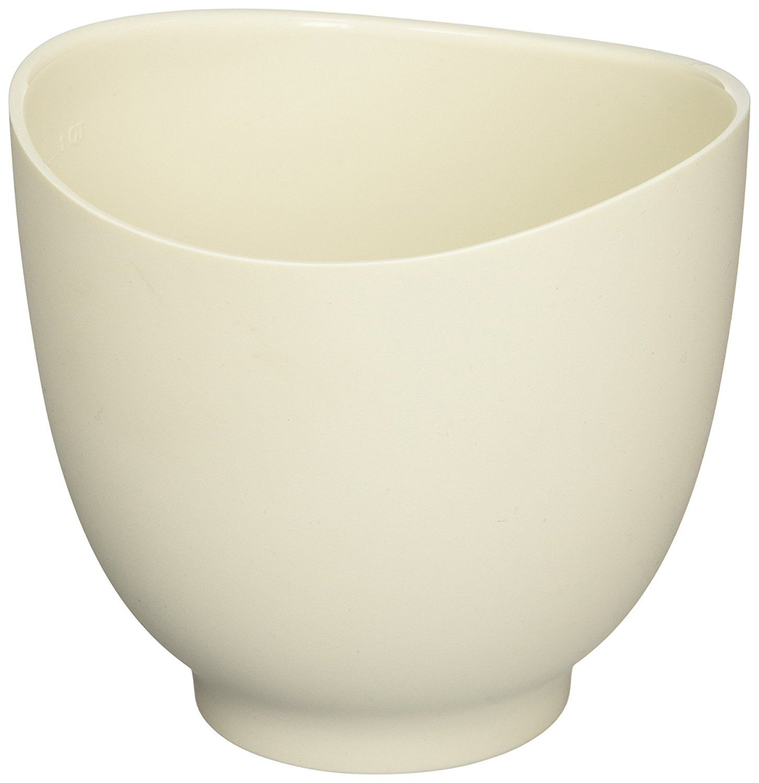 iSi Basics Flexible Silicone Mixing Bowl, One Quart, White >> For ...