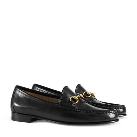 600+ Women's Designer Loafers   Women's Moccasins    GUCCI® US
