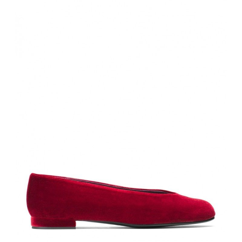 52% BLACK FRIDAY SALE | Chicflat Flat Velvet Scarlet #blackfridaysale #blackfridayshopping