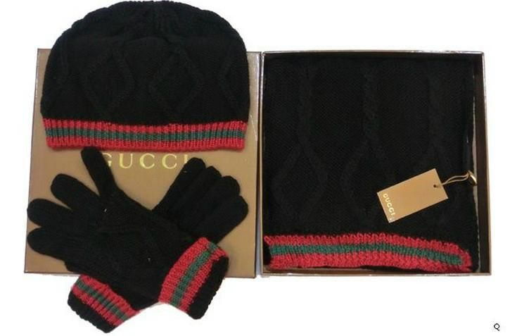 gucci gloves hat and scarf - Google Search Hat And Scarf Sets 8fe4f340686