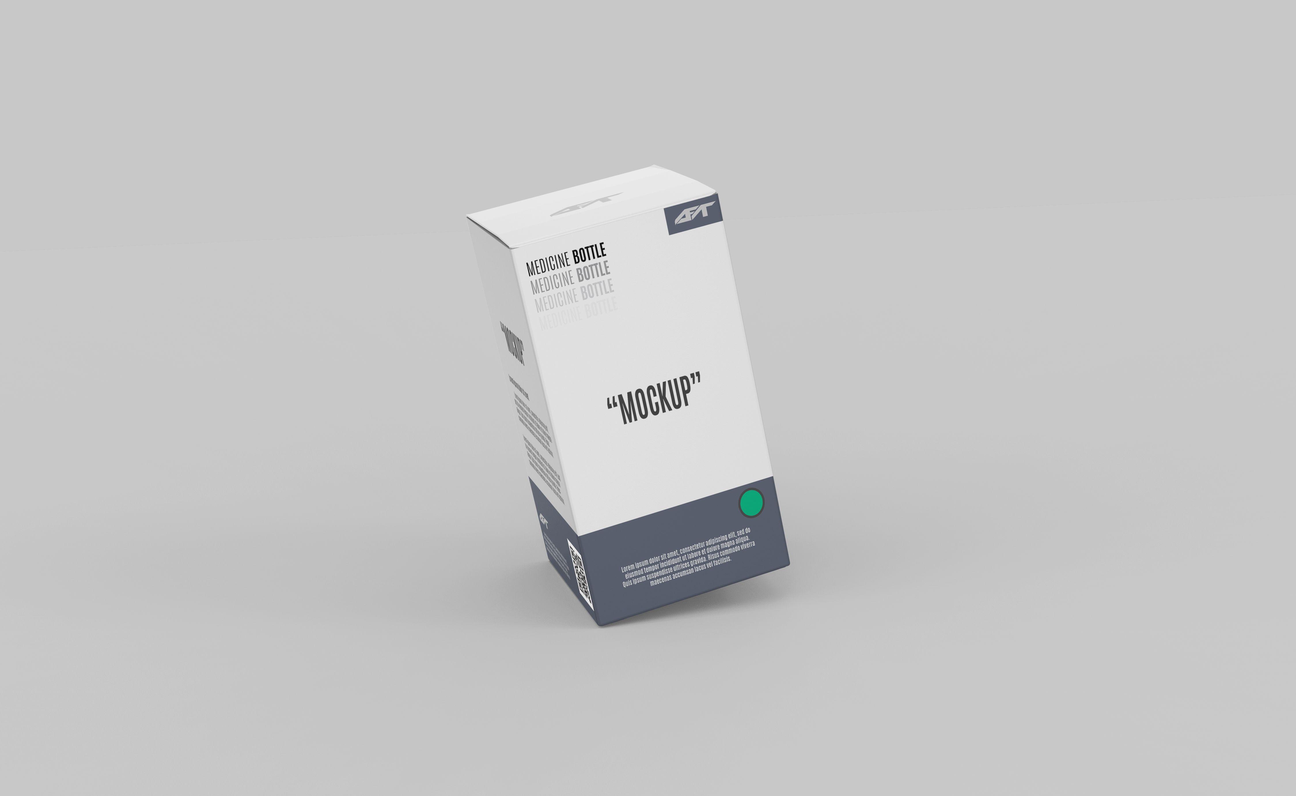 Download Box Packaging Mockup Box Packaging Packaging Mockup Packaging