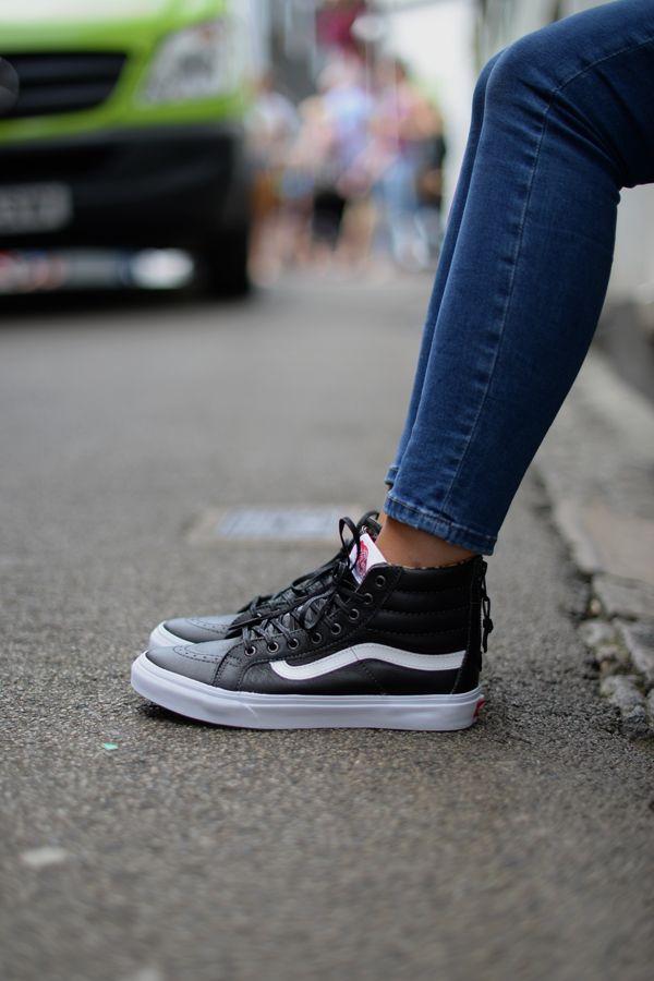 U Sk8-salut Mince Python Mono Zip Dx A - Chaussures - Haute-dessus Et Baskets Vans N7TaLA5WN