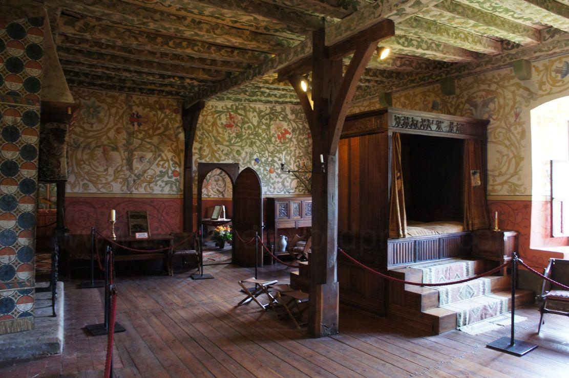 Rooms: Castle Rooms, Castle Bedroom