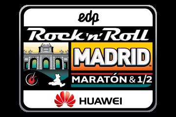 EDP ROCK 'N' ROLL MADRID MARATÓN & 1/2