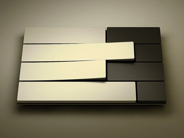 Remorkable piano switches for lithoss by remork for Imitazioni lampade design