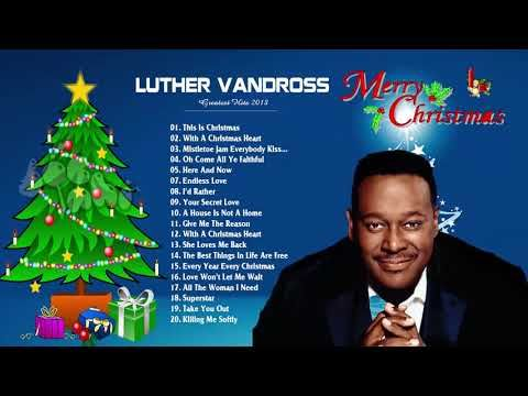 Luther vandross christmas songs list