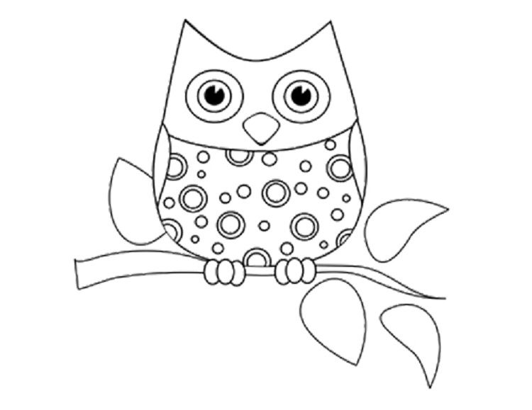 Owl Coloring Pages Preschool Owl Coloring Pages Owl Crafts Owl