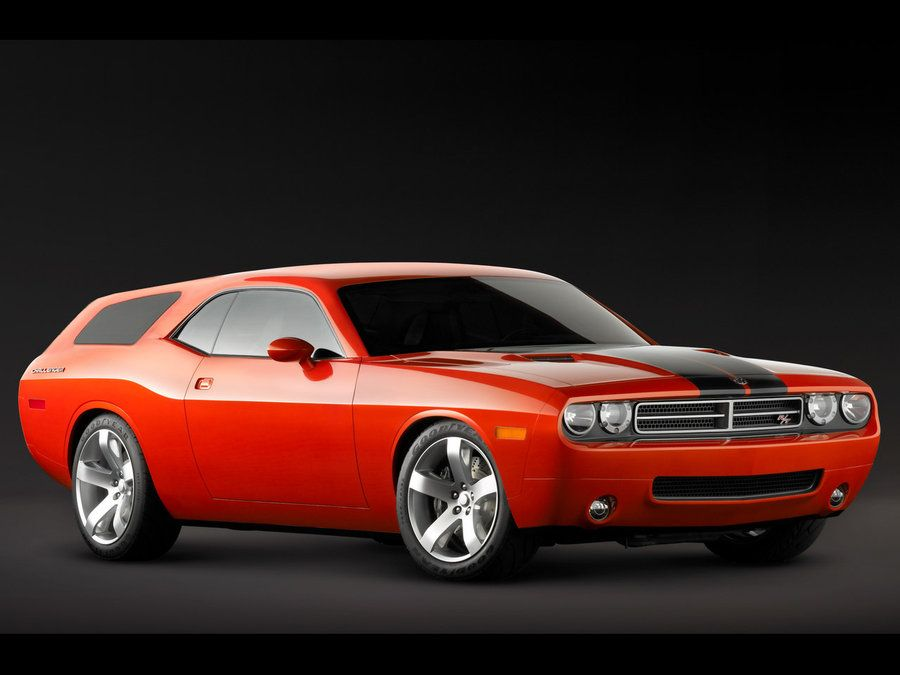 Challenger wagon by ~shawnksf on deviantART