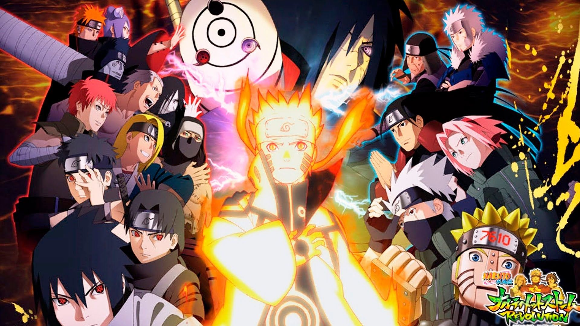 1920x1080 Naruto Free Computer Wallpaper Download Jpg 421 Kb