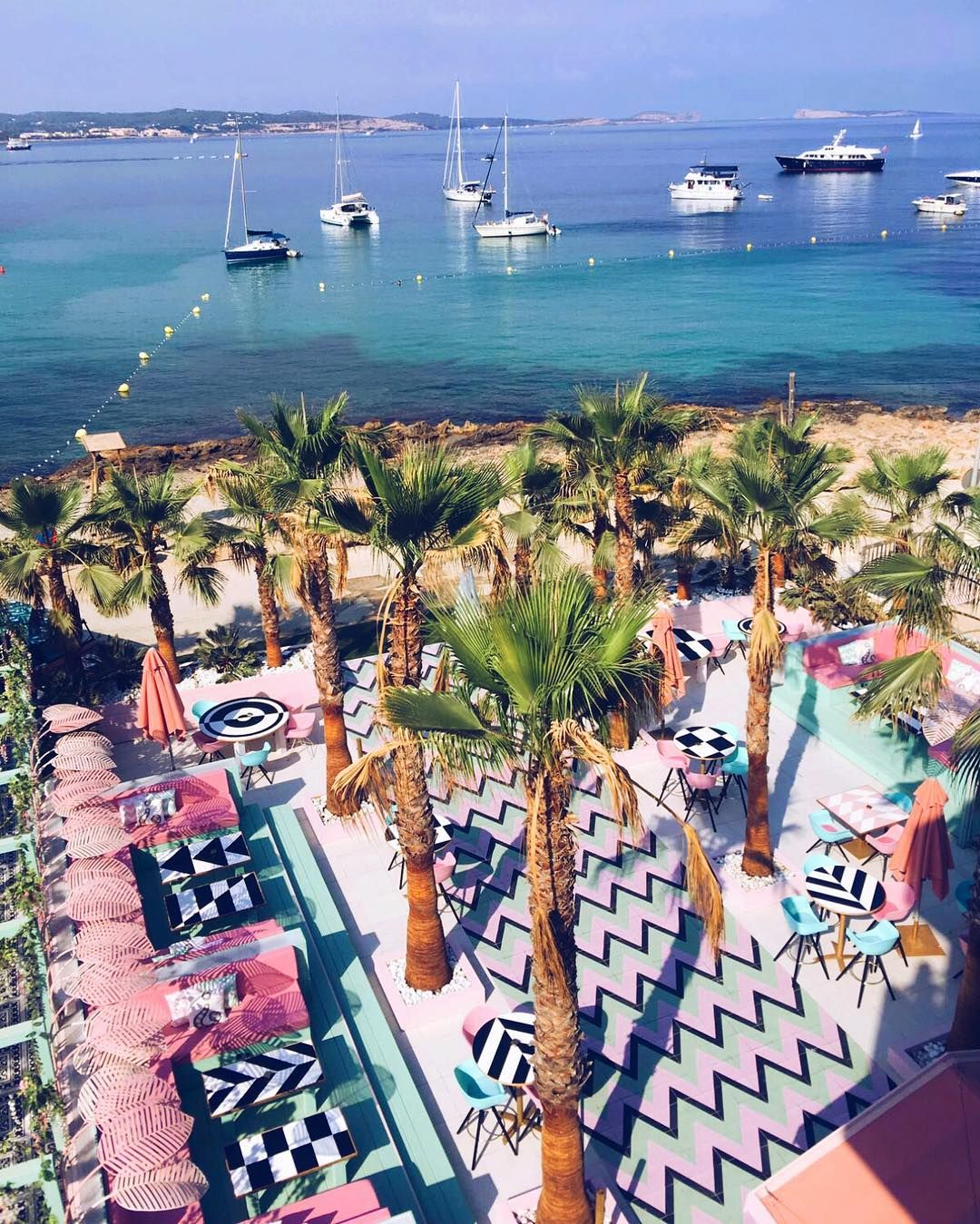 Who Would You Want To Wake Up To This View With Tag Your Wikiwoo Crew Wikiwoohotelibiza Wikiwooibiza Ibiza Travel Ibiza Holidays Ibiza Beach