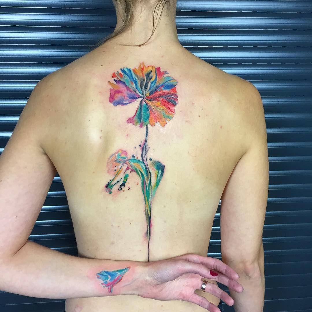 Tattoo artist based in czech republic city of znojmo ondrash