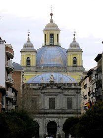 La Real Basílica De San Francisco El Grande Es Como Popularmente Llaman Los Madrileños A Este Templo Pe Comunidad De Madrid Arquitectura Religiosa Madrid Hoy